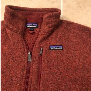 NWOT PATAGONIA Better Sweater 1/4 Fleece Jacket